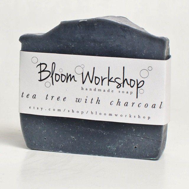 This soap will also be on etsy.com/shop/bloomworkshop this week! #essentialoil #vegan #handmadesoap #artisansoap #detox #allnatural #goodforyou #handmade #etsy #etsyseller #etsyshop #soap