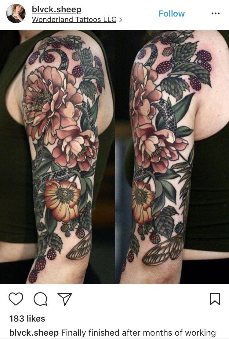 Tattoo wonderland in portland tattoo pinterest tattoo