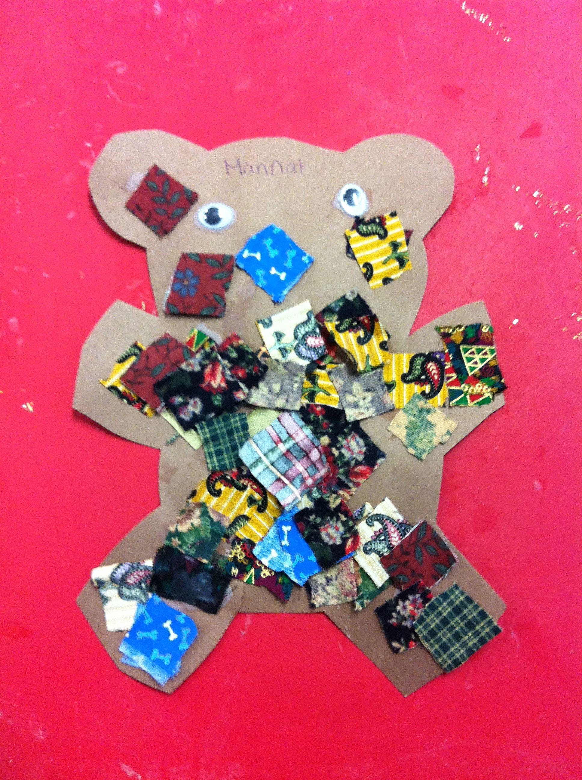 Brown Bear Preschool Theme - Google Activities Teddy
