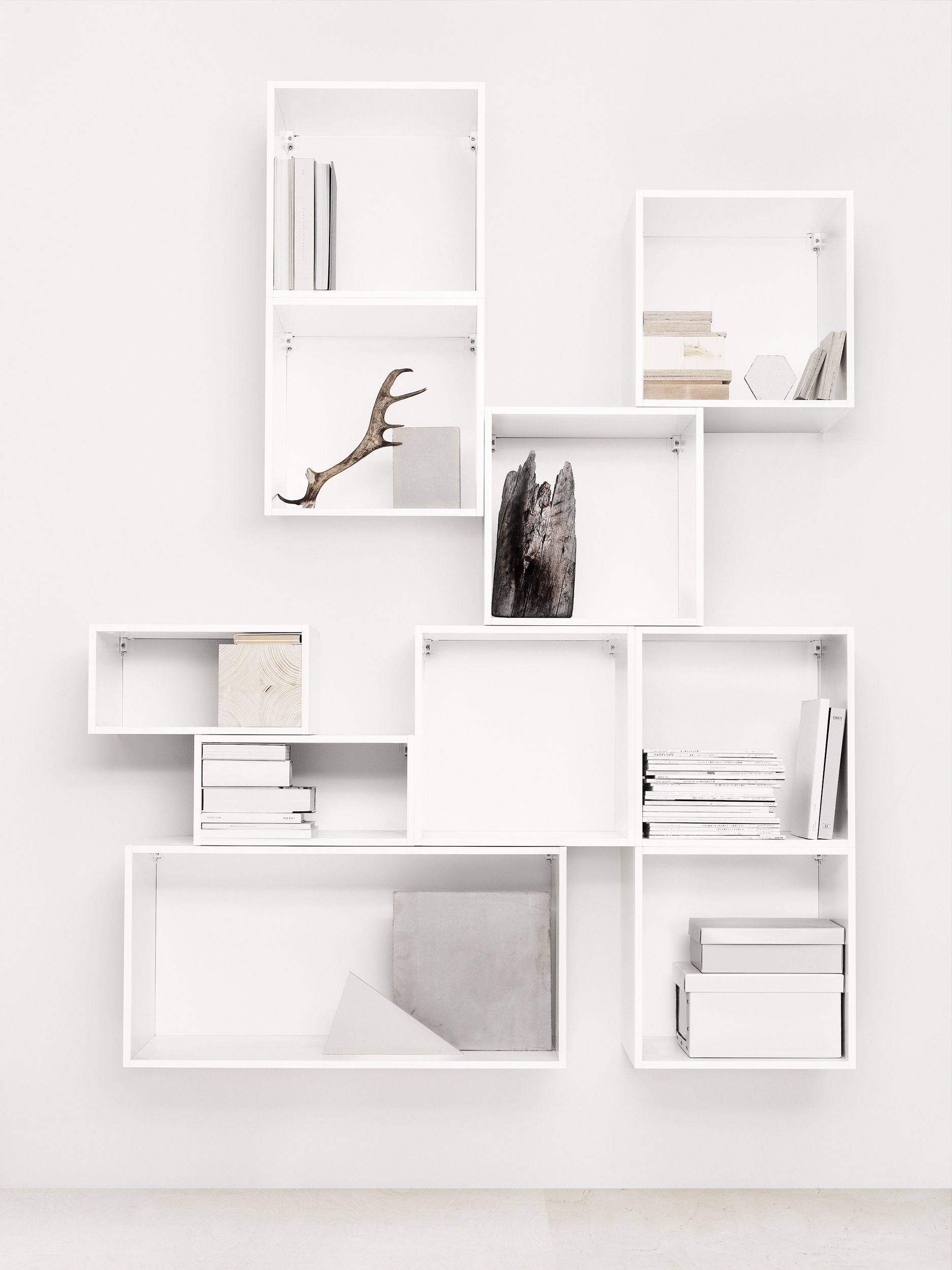 Image Result For Ikea Wall Storage Interior Shelves Home