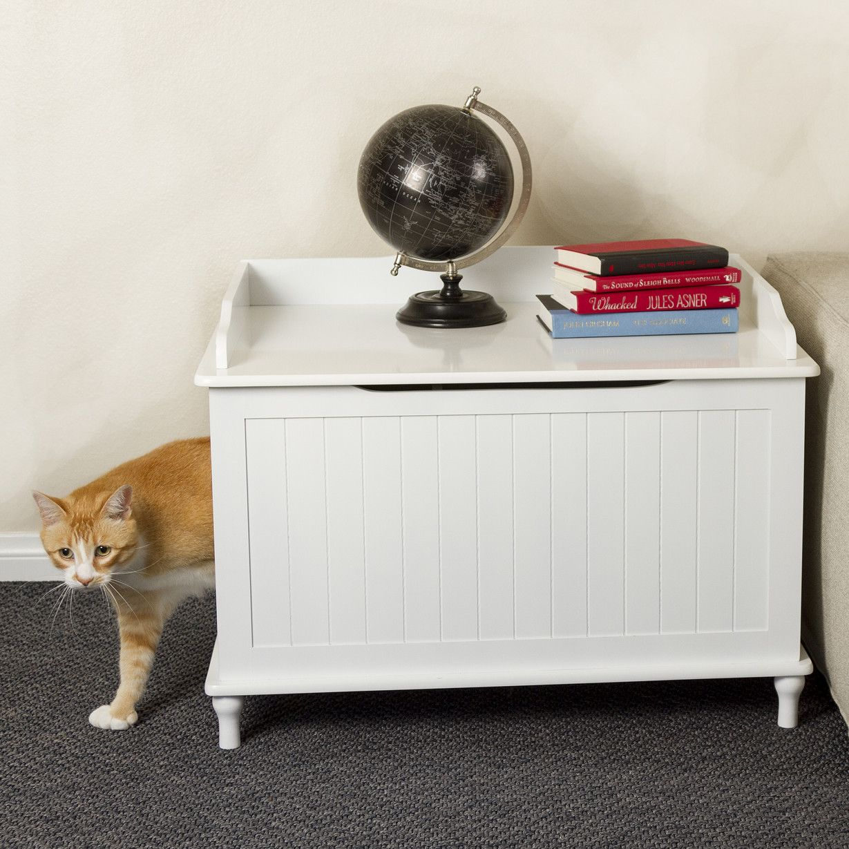 Shop Wayfair for Litter Boxes & Enclosures to match every