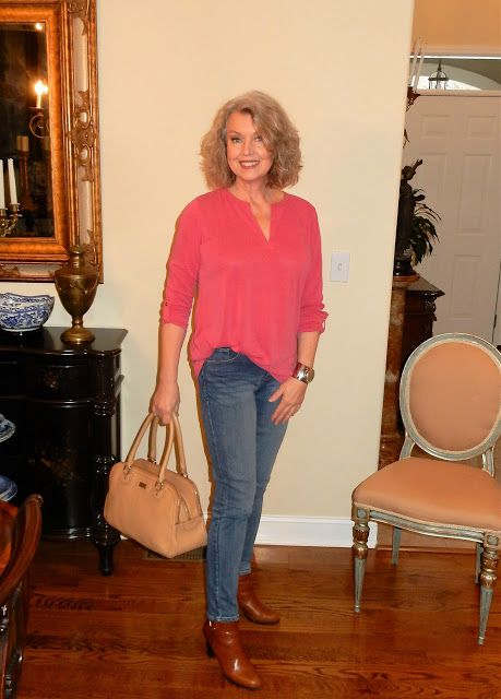 Fifty, not Frumpy: Styling Tip