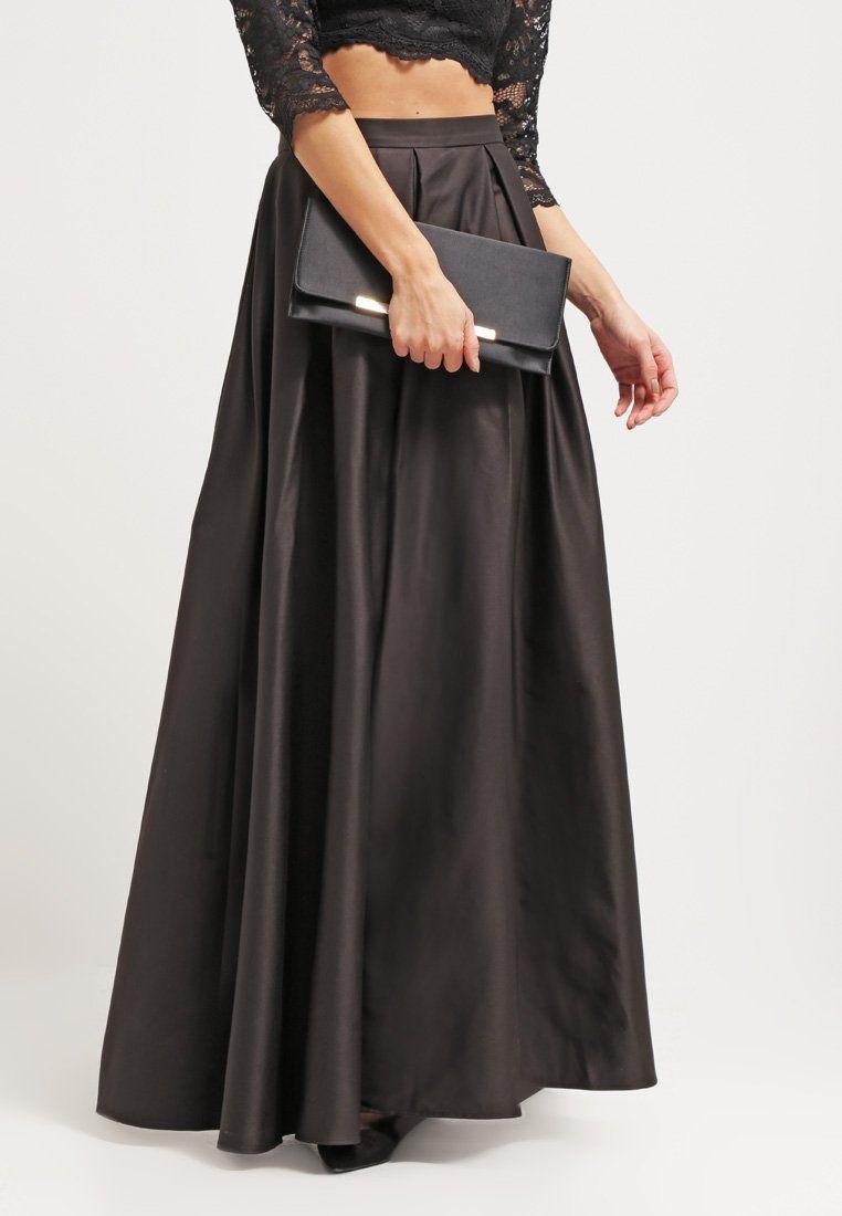 buy online 41a7d 313fe Jarlo GLORIA - Gonna lunga - black - Zalando.it | Moda donna ...