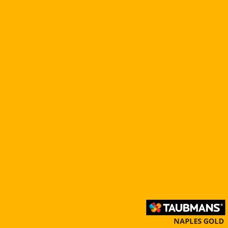 #Taubmanscolour #naplesgold