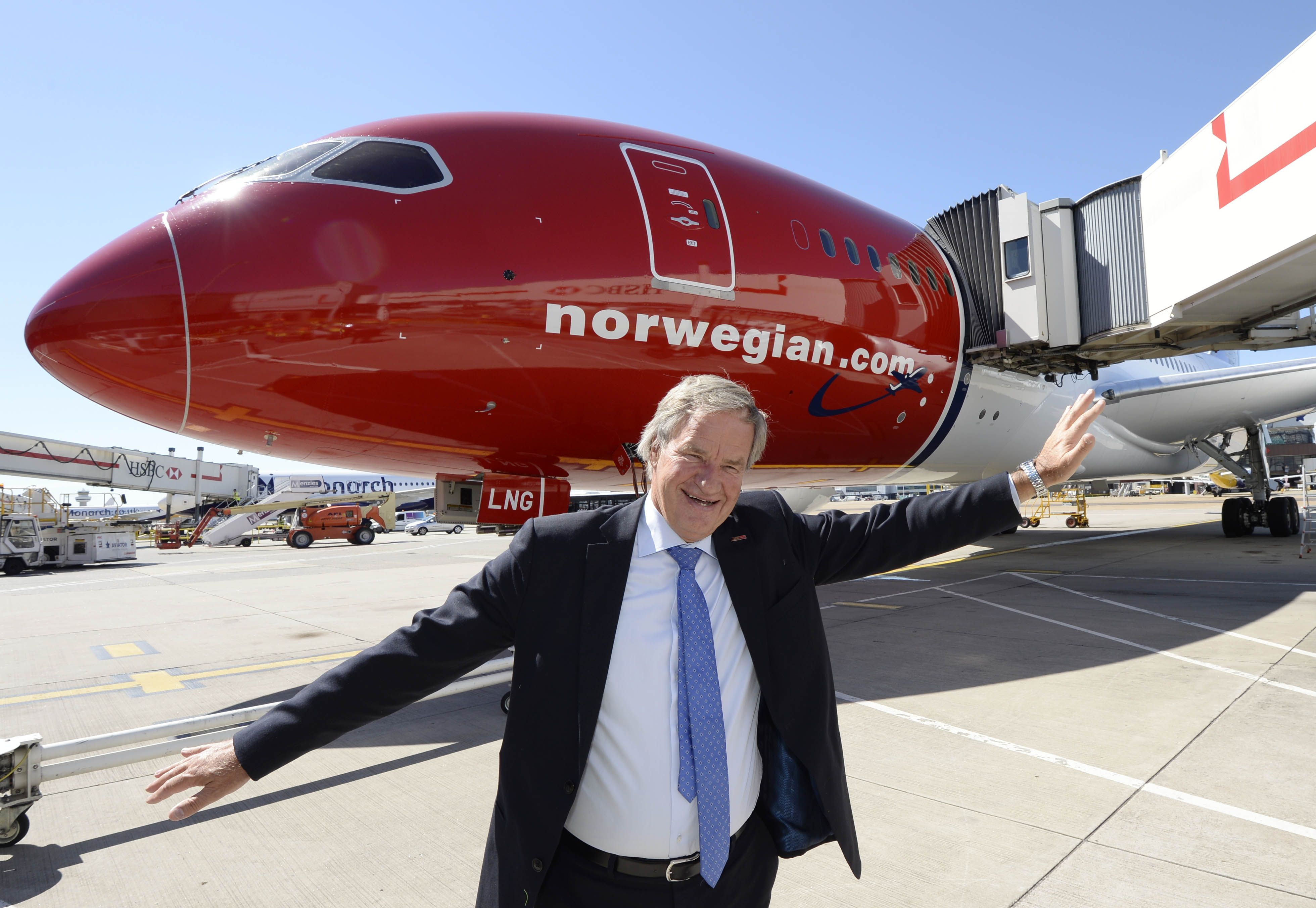 Norwegian Air Shuttle has announced that it will offer