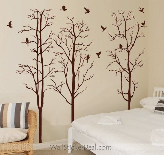 tree wall decals for bedrooms | category tree wall sticker ...