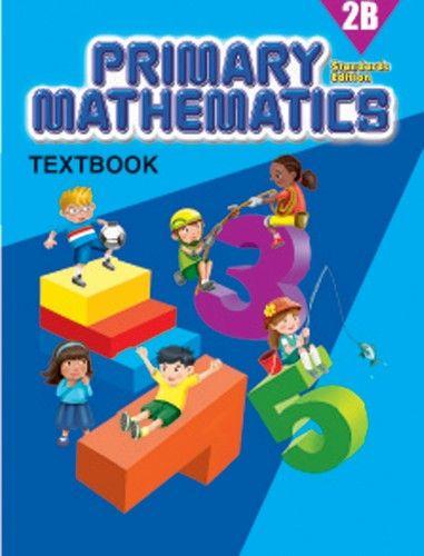 Primary Mathematics Textbook 2b Std Ed 2nd Grade Pinterest