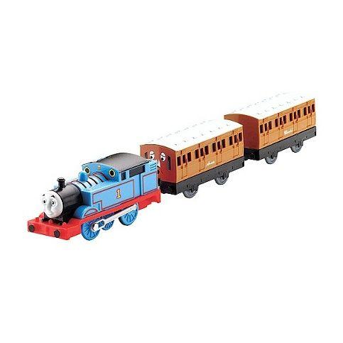 Thomas & Friends Trackmaster Thomas with Annie & Clarabel   thomas ...
