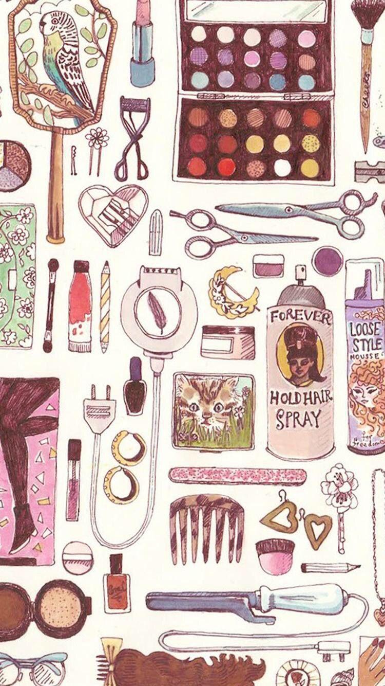 Makeup wallpaper | Wallpapers/screensavers | Makeup wallpapers, Wallpaper, Iphone wallpaper