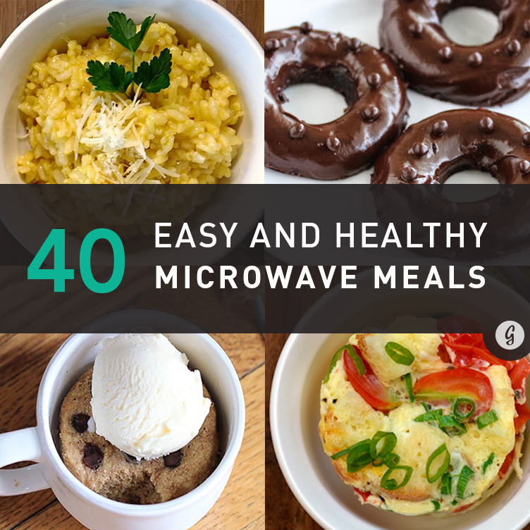 surprisingly delicious meals and snacks