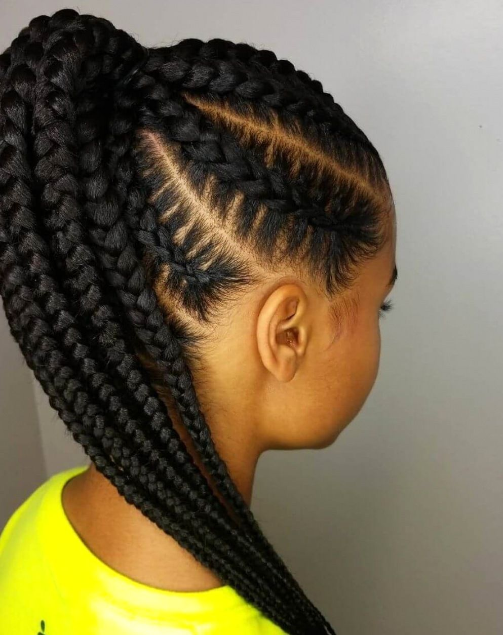 Best Protective Styles For Natural Hair Growth 2021 In 2021 Natural Hair Growth Hair Styles Cornrow Hairstyles