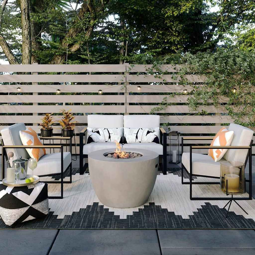Photo of 95 design ideas for cozy outdoor fireplaces for the garden – Structhome.com