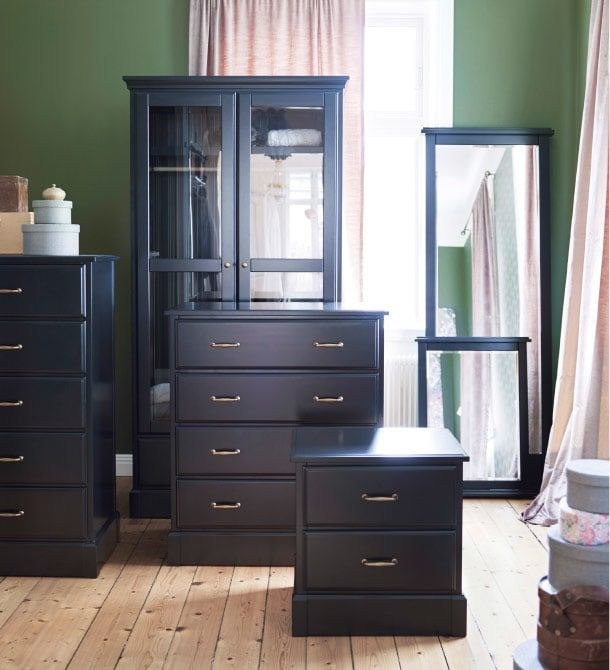 Bedroom furniture Rooms Ikea bett, Schlafzimmer neu