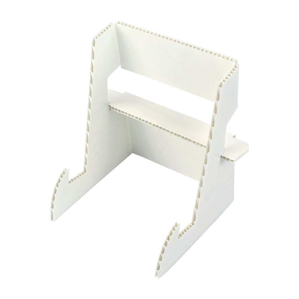 Invisi Lightweight Display Easel, Flat Pack Reusable Stands, Useful For Table  Top Sales Etc