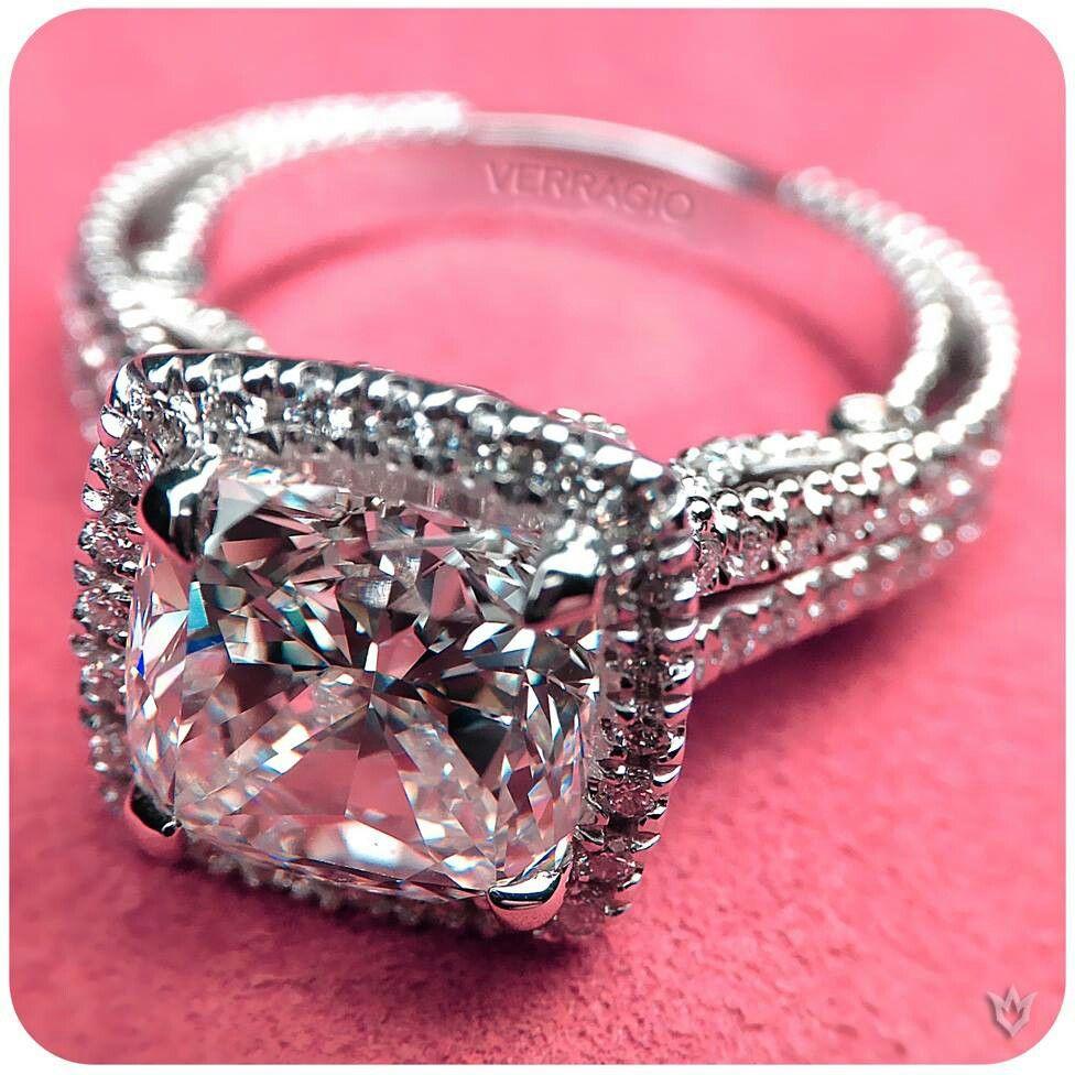 Verragio INSIGNIA-7062CUL | The Knot Dream Engagement Ring ...