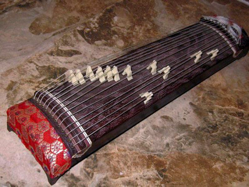 the japanese koto is what type of instrument