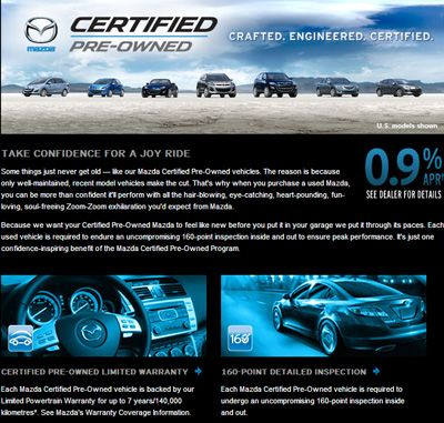 Curious about the Benefits of Buying Mazda Certified Used Vehicles? Get more info from our website.   http://www.milestonemazda.com/benefits-of-certified.php
