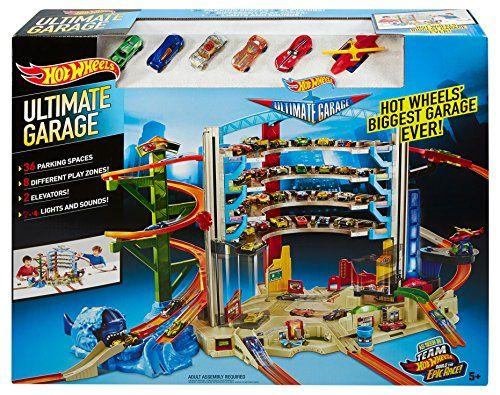 Hot Wheels Ultimate Garage Playset Hot Wheels Ultimate Garage