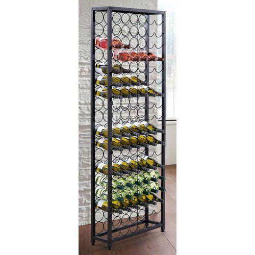 Williston Forge Mcnamara 108 Bottle Wine Rack Wine Rack Wine