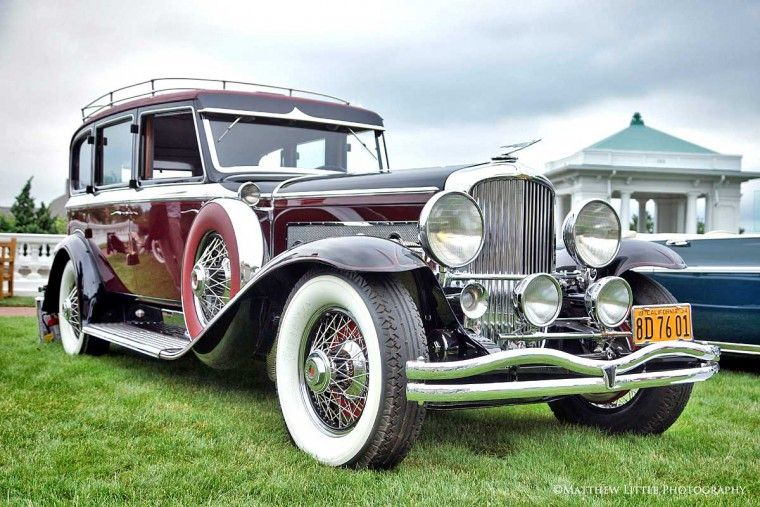 The 2015 Elegance at Hershey – Fine Cars in Chocolate Town