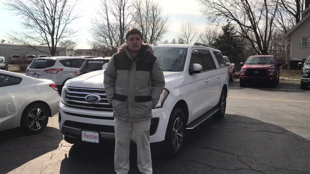 2018 Ford Expedition Max Xlt At Statewide Ford Lincoln In Van Wert