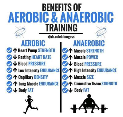 whats the difference between aerobic and anaerobic