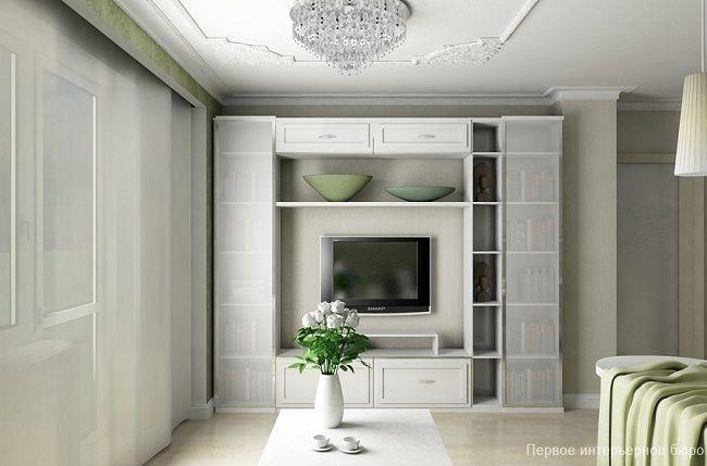 7 biblioteca moderna mobila living apartament 2 camere for Mobili living moderni
