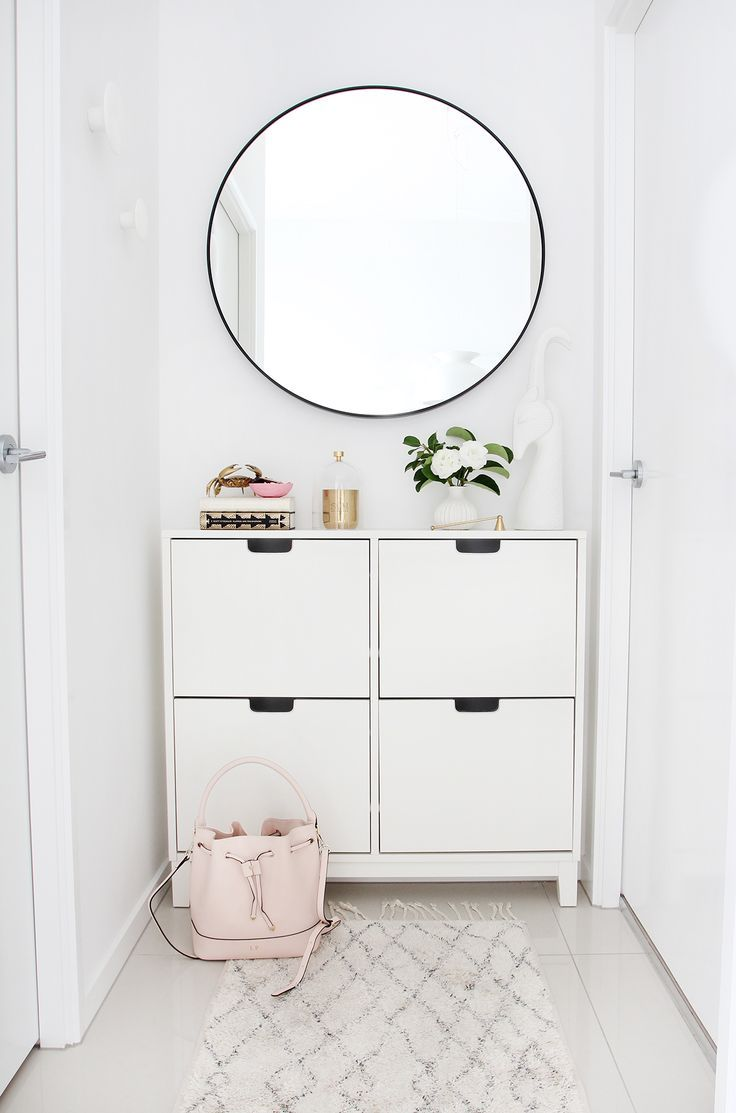 My Hallway Nook Makeover — Adore Home Magazine