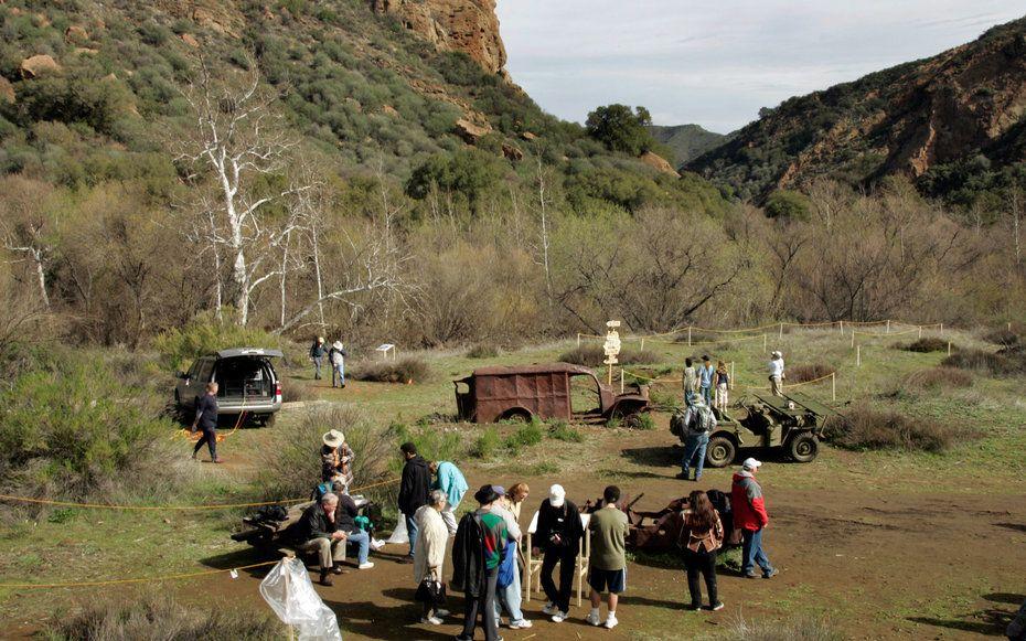 19 Abandoned Movie Sets You Can Still Visit   TV Film