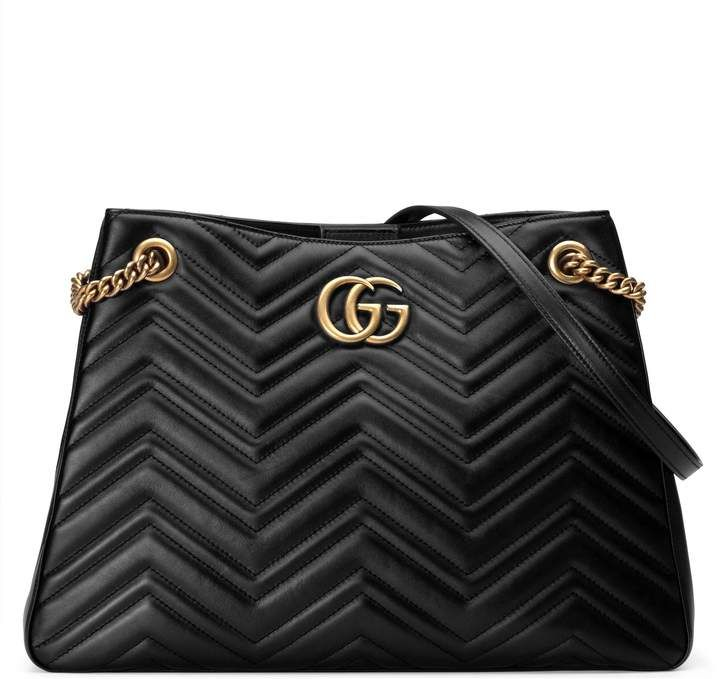 87ce834c2a3c GG Marmont medium matelassé shoulder bag #gucci #ShopStyle #MyShopStyle  click link for more information