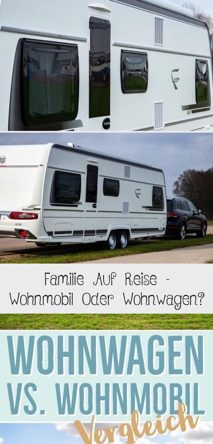 Wohnwagen gegen Wohnmobil – Vergleich #wohnwagenLuxus