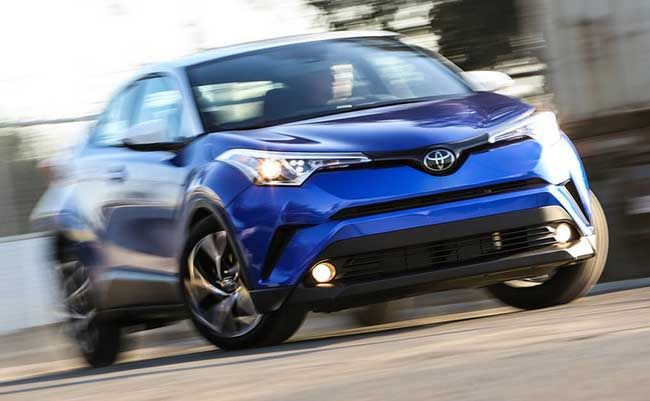 2018 Toyota C Hr Price In Pakistan