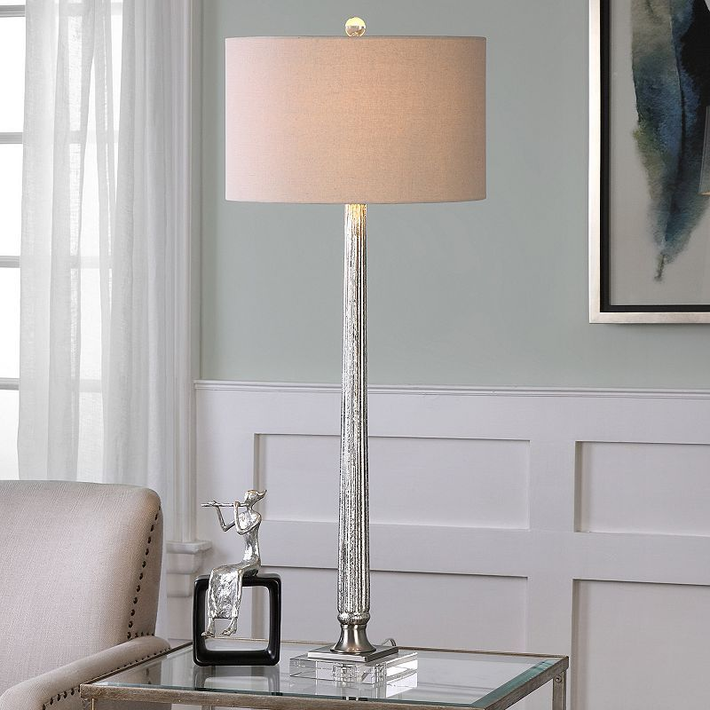 fiona mercury glass buffet table lamp products mercury glass rh pinterest com