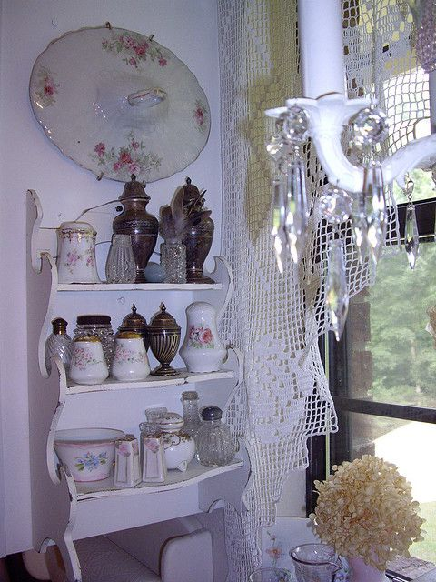 crystal and china salt shakers | Flickr - Photo Sharing!