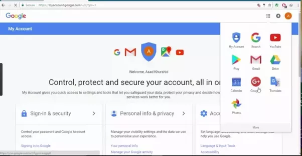 Why Google requested to reset your password? Support