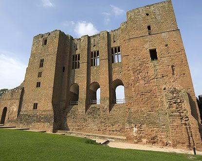 England....Kenilworth Castle might lie mostly in ruins, but this doesn't detract from its romantic and majestic nature.