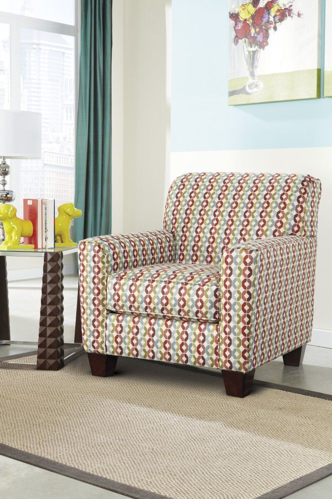 Get Your Hannin Accents   Multi   Accent Chair At Railway Freight Furniture,  Albany GA Furniture Store.