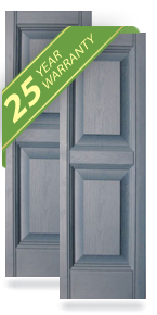 Architectural Depot Shutters With