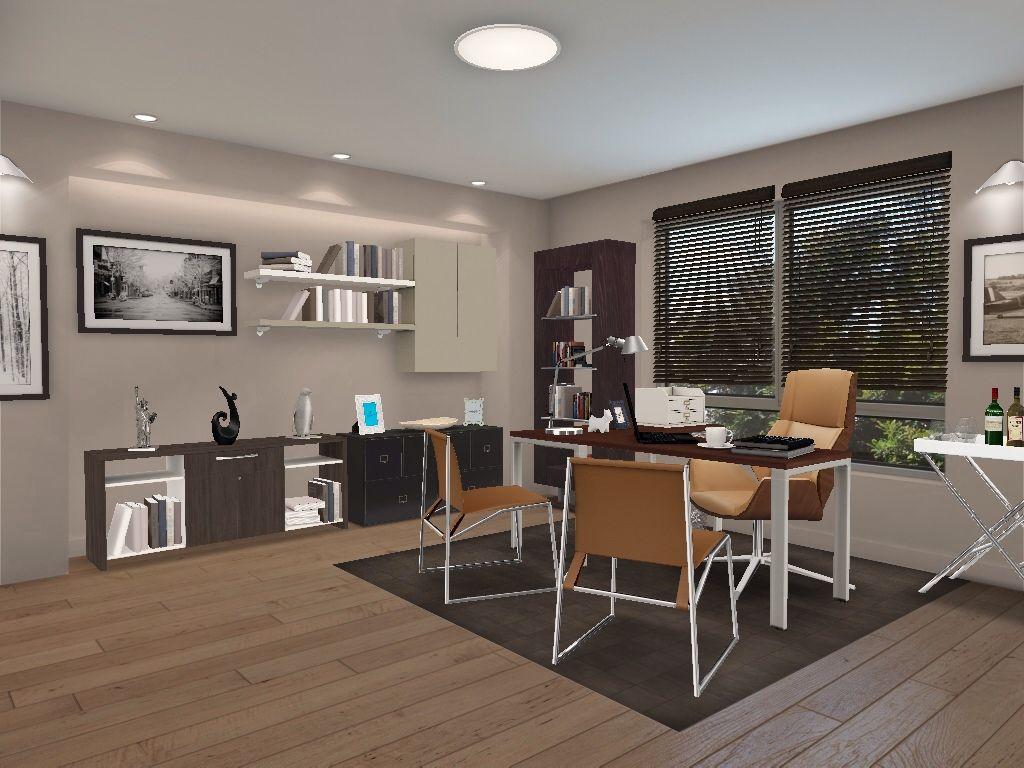 Office House design, App design, Interior decorating