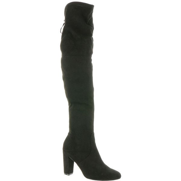 e61b070028a Fergalicious Gladice Women s Black Boot ( 45) ❤ liked on Polyvore featuring  shoes