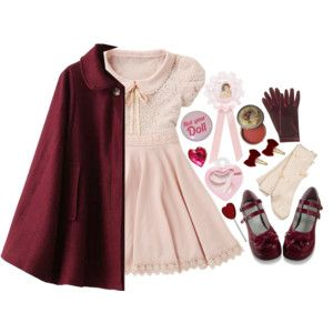 Nymphet Winter Outfit   If I had money   Ddlg outfits