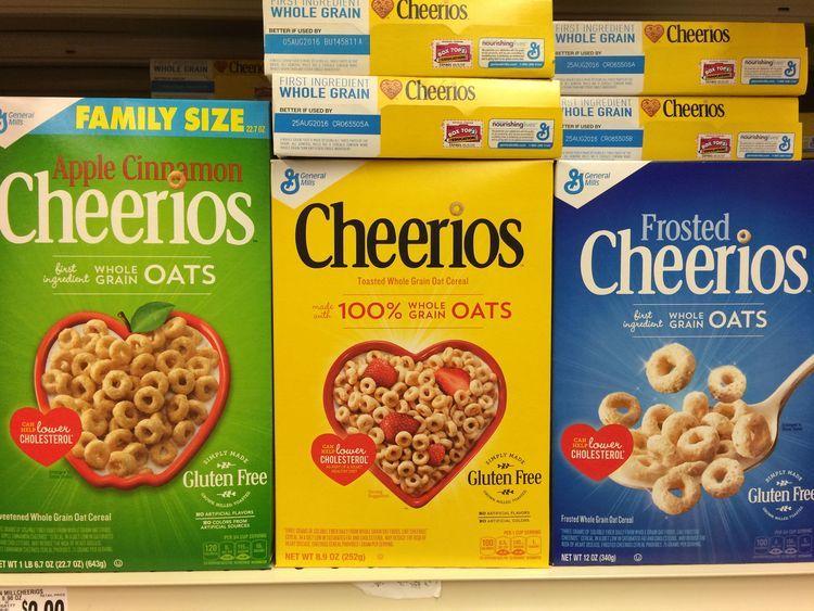 Gluten Free Cold Cereals High Fiber Fruit Flavored Options Gluten Free Cheerios Gluten Free Cereal List Gluten Free Cereal