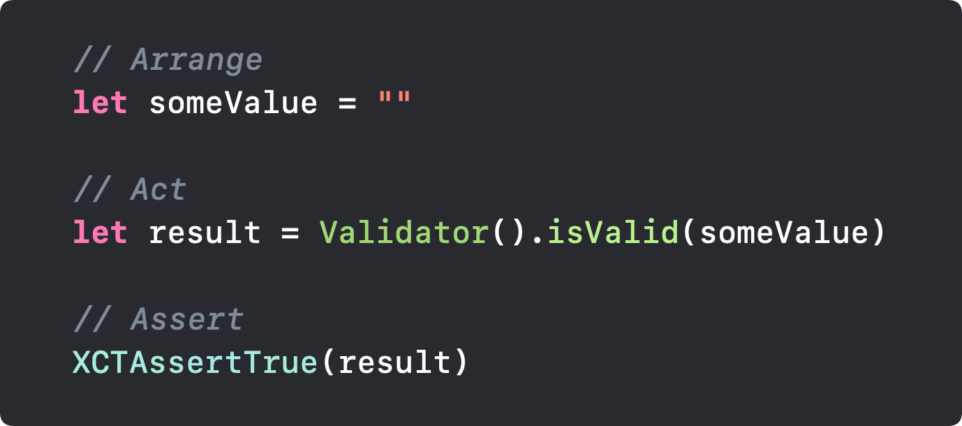 Swift Test Tips and Tricks: Build a Well-Designed Test Structure