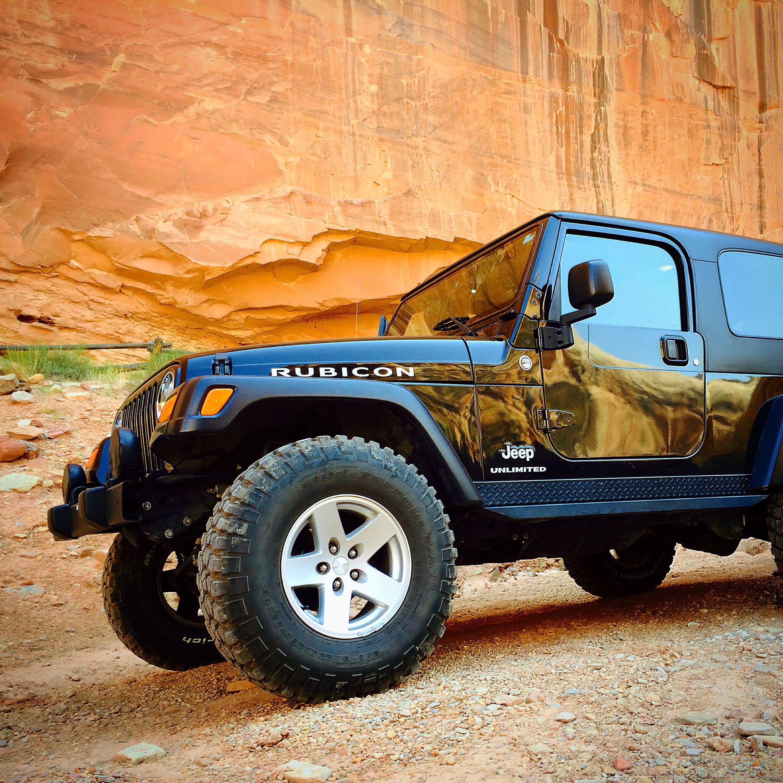 my baby 2006 jeep rubicon unlimted lj 3 teraflex lift and 255 rh pinterest com