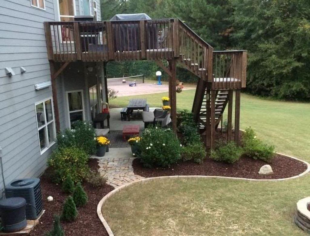 Best Stunning Under Stair Garden Ideas 37 Outdoor Stairs 640 x 480