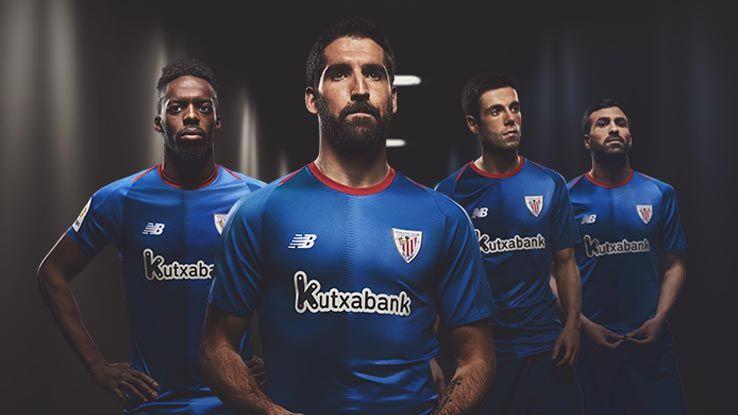 4685e1e9a95 Athletic Bilbao 18-19 Away Kit Released - Footy Headlines