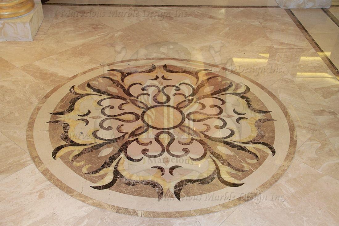 Medallion foyer designs marble medallions marble floor borders medallion foyer designs marble medallions marble floor borders marble flooring dailygadgetfo Choice Image