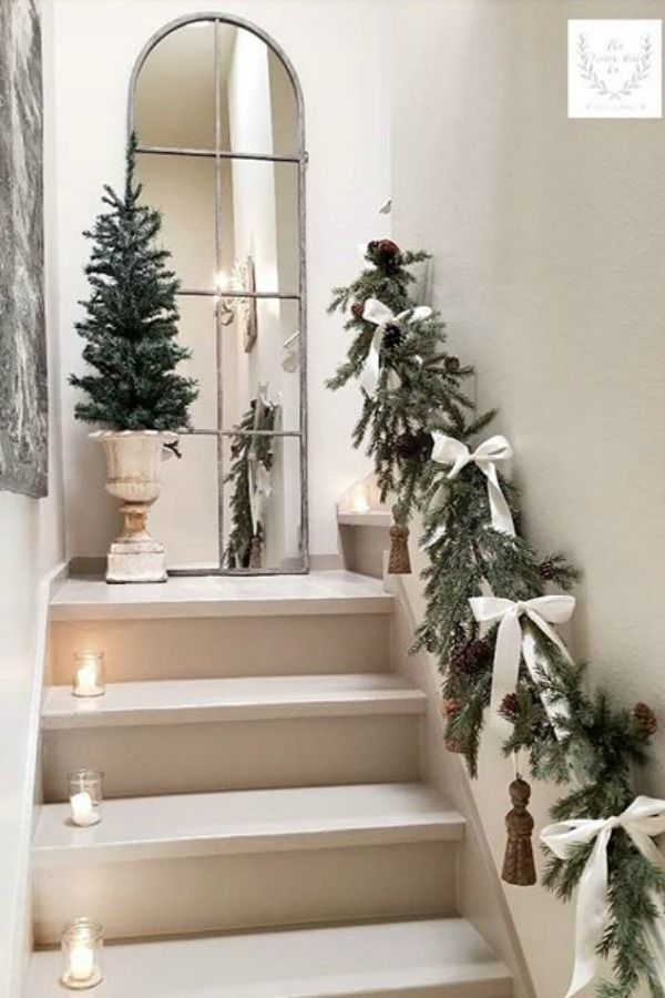 French Farmhouse Christmas Decor: 3 Months to Go! – Hello Lovely