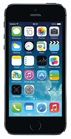 Apple Iphone 5s 16gb Gms Unlocked Space Gray Certified Refurbished Apple Iphone 5s Apple Iphone Iphone Repair