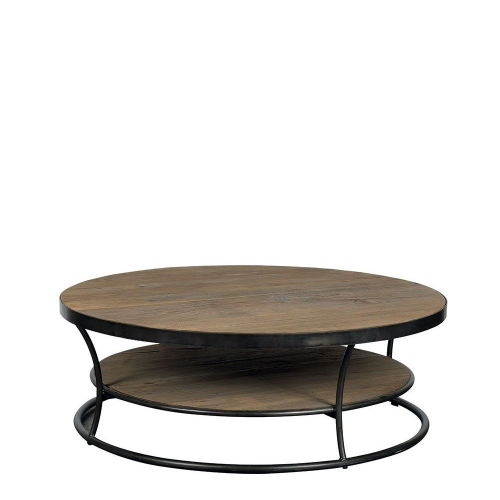 - Our Designers Love This Super Stylish Large Round Coffee Table